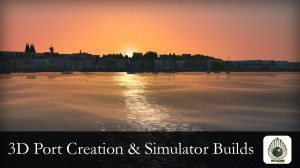 thumbnail of 3D Port Creation & Simulator Builds E-BROCHURE