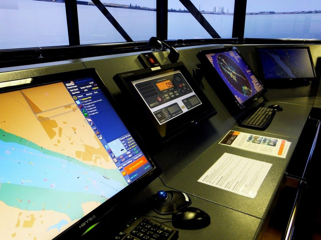 Simulator Builds – ECDIS Training Courses and Advice