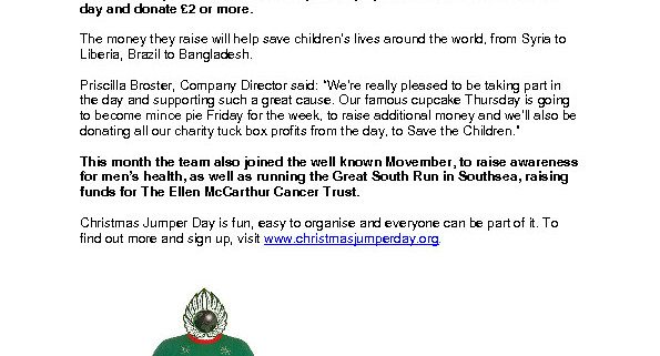 thumbnail of Jumper Day press release – November 2014