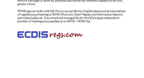 thumbnail of Quarter of a million downloads for ECDISRegs – September 2014