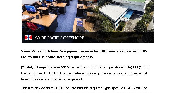 thumbnail of Swire-Select-ECDISLtd-For-Singapore-Training_MAY2015