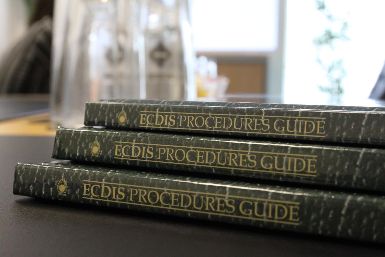 how to use jrc ecdis
